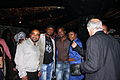 Venant Mambumina Imhotep with International Movie stars.JPG