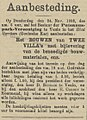 Venloosch Weekblad vol 030 no 047 Aanbesteding twee villa's in Venlo.jpg