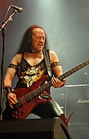 "Venom, Conrad ""Cronos"" Lant at Party.San Metal Open Air 2013 10.jpg"
