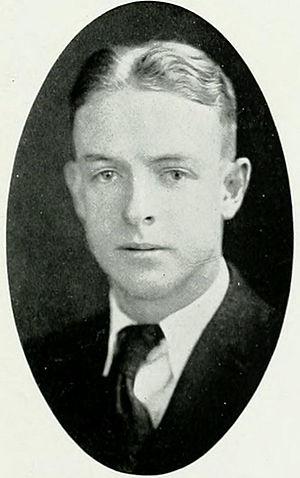 Vernon Geddy - Image: Vernon Geddy 1919