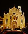Verona Cattedrale di Santa Maria Matricolare bei Nacht 2.jpg