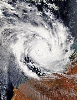 Cyclone Veronica