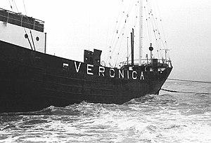 Radio Veronica - Image: Veronica Norderney 1973