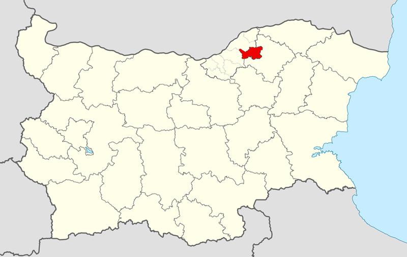 Vetovo Municipality