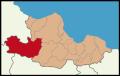 Vezirköprü District Location in Samsun Province.png