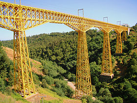 Image illustrative de l'article Viaduc du Malleco