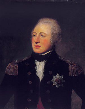 Andrew Mitchell (Royal Navy officer) - Image: Vice Admiral Sir Andrew Mitchell, 1757 1806