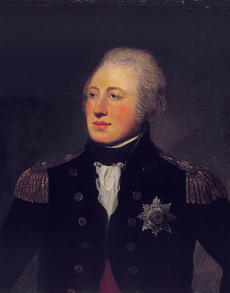 Impressment in Nova Scotia - Vice Admiral Andrew Mitchell, who ordered the HMS Cleopatra press gang ashore to Halifax