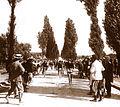 Victoire de Charles Laeser lors de la 4e étape du Tour 1903 à Bordeaux.jpg