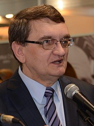 Prime Minister of Romania - Image: Victor Ciorbea (1)