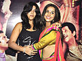 Vidya Balan and Ekta Kapoor at 'The Dirty Picture' success media meet (1).jpg