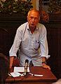 Vienna 2013-08-13 Sittl - 'in memoriam Rolf Schwendter' 017 Peter Locatin.jpg