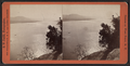 "View from southern end of ""flirtation,"" looking down the river, by Pach, G. W. (Gustavus W.), 1845-1904.png"