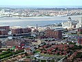 View from the top of the Anglican Cathedral Tower, Liverpool. - geograph.org.uk - 98238.jpg