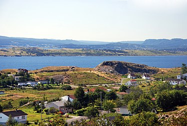 View of Conception Bay in 2010. View of Conception Bay.jpg