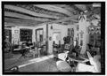 View of Sala Grande, looking northeast - Barela-Reynolds House, Calle Principal, Mesilla, Dona Ana County, NM HABS NM-205-33.tif