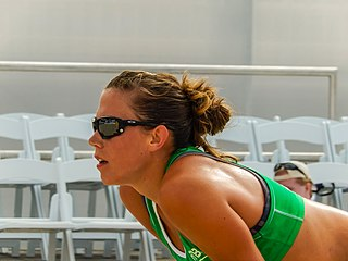 Viktoria Orsi Toth Italian beach volleyball player