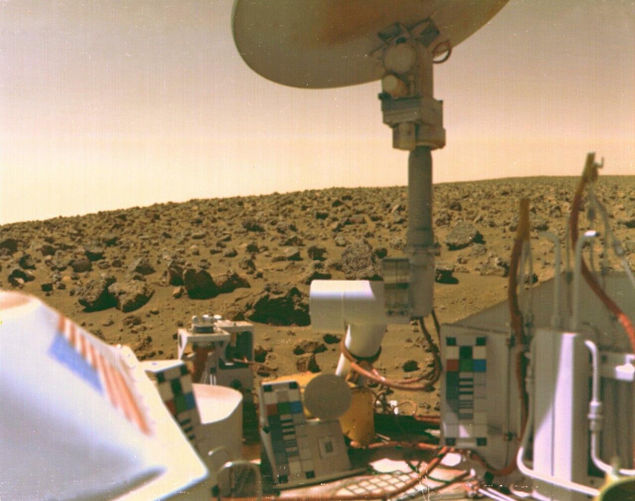 Wurde auf dem Mars schon längst Leben entdeckt? 7