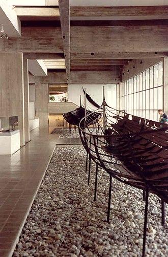 Viking Ship Museum (Roskilde) - Image: Vikingeskibsmuseet 15