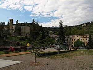 Vilada - Square in Vilada