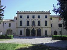 Villa Carrara, Bottagisio a Bardolino sul lago di Garda