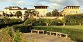 Villa la quiete, veduta dal giardino 12.JPG