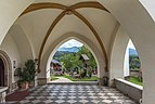 Villach Maria Gail Wallfahrtskirche Zu Unserer Lieben Frau Vorhalle 17062020 9171.jpg