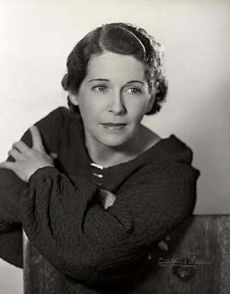 Virginia Brissac - Virginia Brissac c. 1938