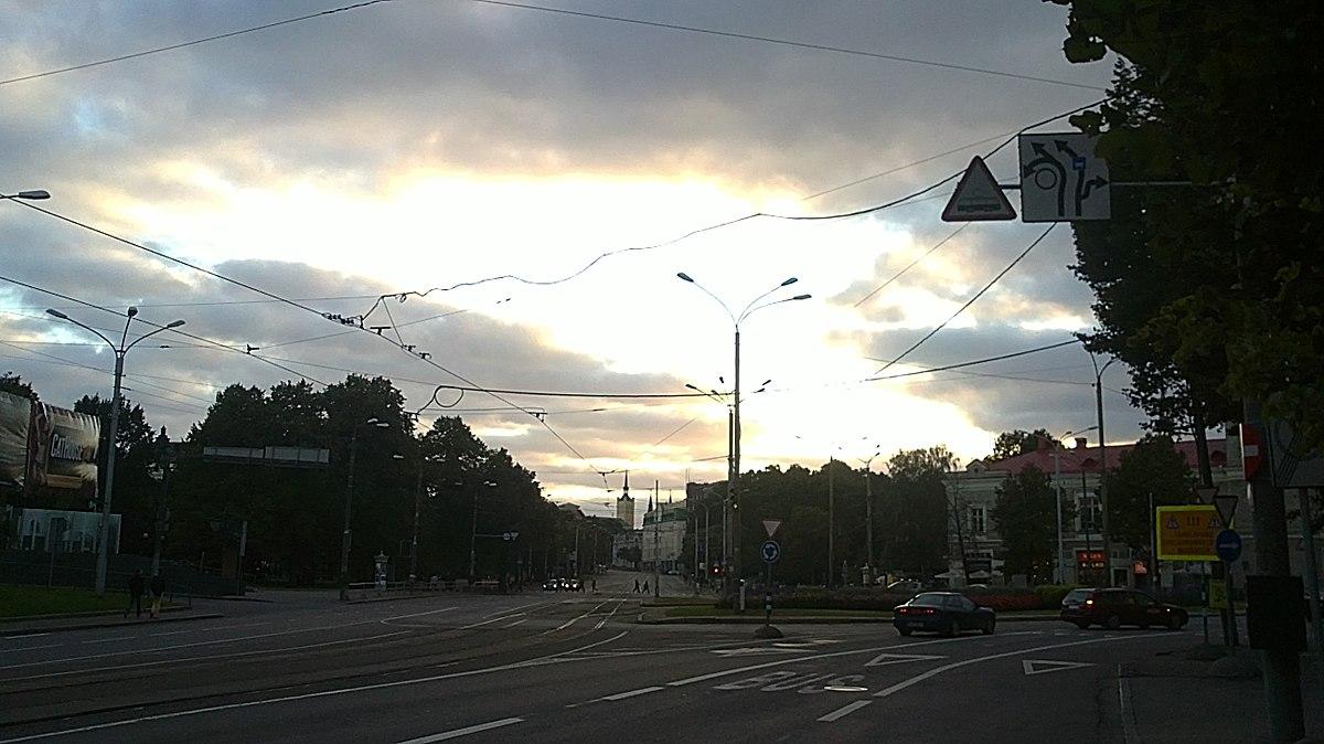 2475c04c9a0 Pärnu maantee – Vikipeedia