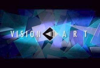 VisionArt - VisionArt color logo, designed by Bethany Berndt-Shackelford.