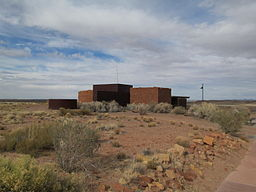 Visitor Center, Homolovi State Park, Winslow AZ.jpg