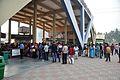 Visitors Entry Queues - Science City - Kolkata 2015-12-31 8395.JPG