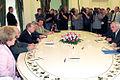 Vladimir Putin with Akis Tsohatzopoulos-1.jpg