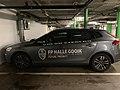 Voiture du FSP Halle-Gooik dans un parking à Genève.jpg