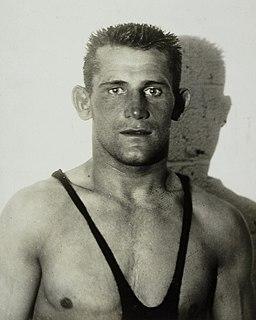 Voldemar Väli Estonian wrestler