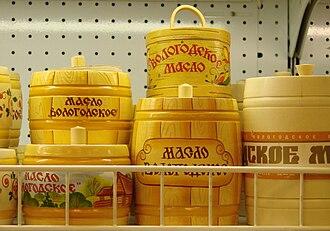 Vologda - Vologda butter