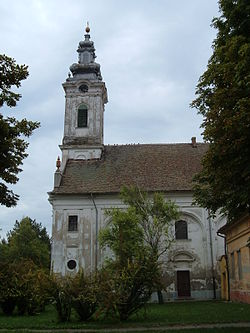 Vrbas, Serbia, Reformate church.jpg