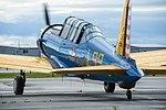 Vultee BT-13 at Merrill Field Anchorage, AK.jpg