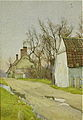 W.F. Garden - Back Lane, Holywell, 1914.jpg
