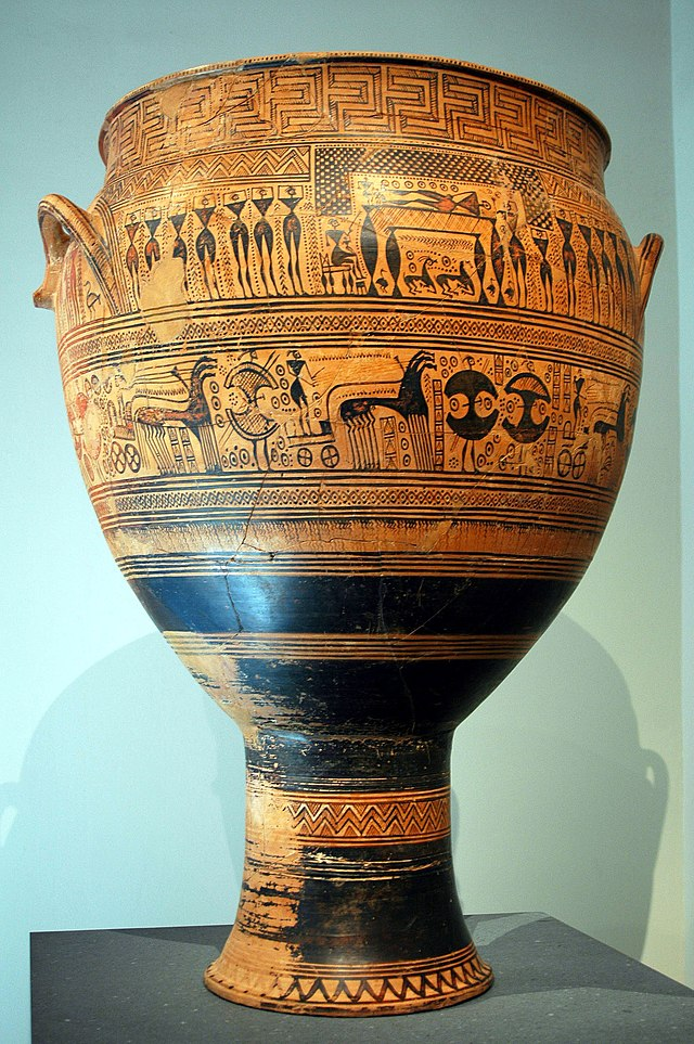 Ancient Greek Funerary Vases Wikiwand