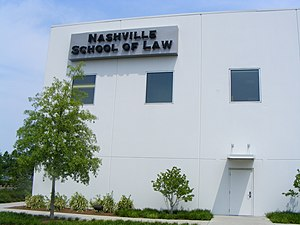 Nashville School of Law - The Nashville School of Law