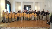 File:WV Schools for the Deaf and Blind perform for Governor Tomblin.webm