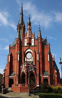 Kolegiata Najświętszej Maryi Panny Bolesnej i św. Aniołów Stróżów w Wałbrzychu