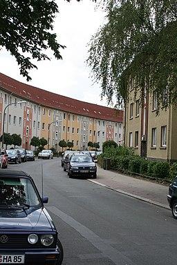 Walkürenring in Braunschweig