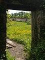 Walled garden at Parke - geograph.org.uk - 126392.jpg
