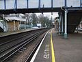 Wandsworth Common stn southbound fast platform look north2.JPG