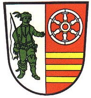 Frammersbach - Image: Wappen Frammersbach