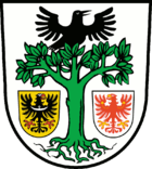 Wapen van de stad Fürstenwalde / Spree