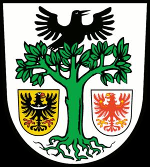 Fürstenwalde - Image: Wappen Fuerstenwalde