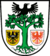 Coat of arms of Fürstenwalde/Spree (Polish Przybór)
